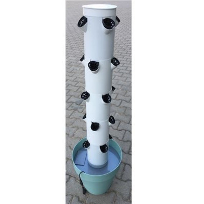 Topraksiz Tarim Kule Sistemi 130cm