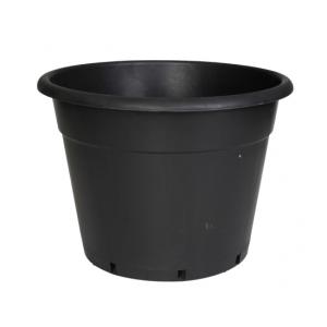 55 litre siyah buyuk saksi fidan saksisi
